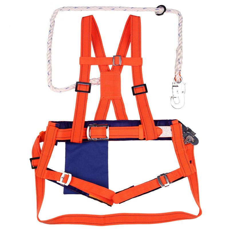 全身式安全带建筑双背安全带