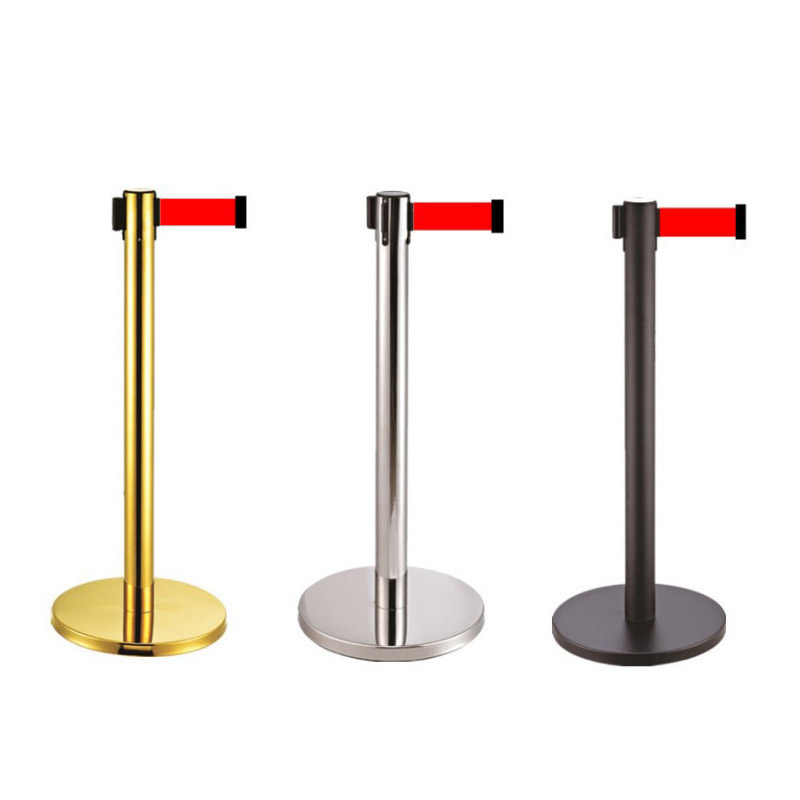 不锈钢一米线栏杆隔离带伸缩带