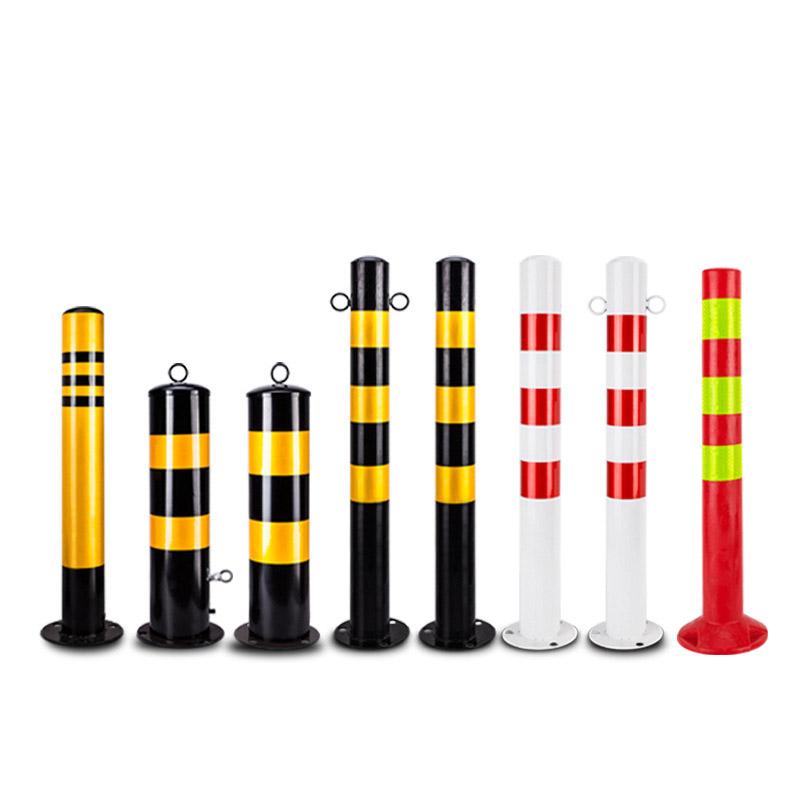 钢管警示柱防撞柱