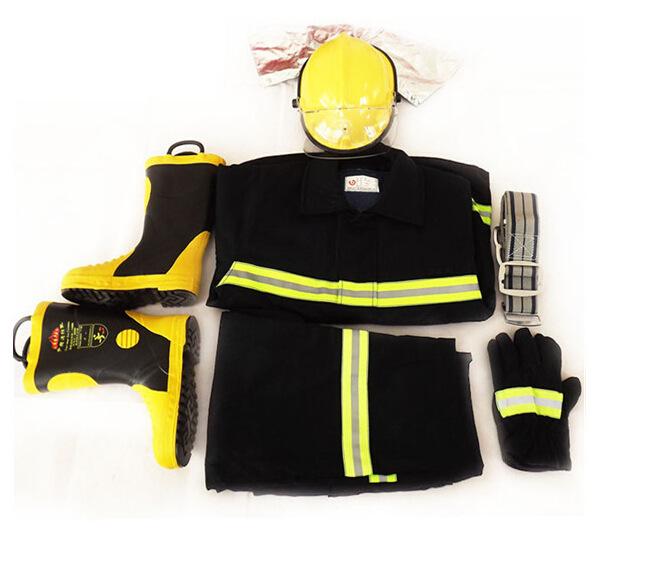 消防员服装 五件套