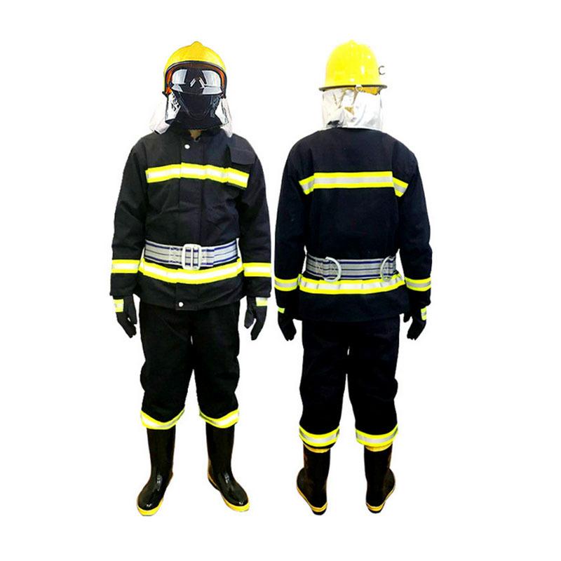 阻燃消防战斗服