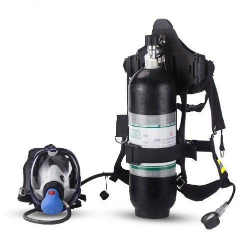 自给式空气呼吸器