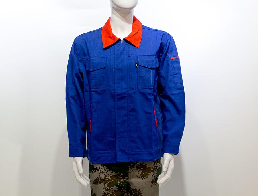 纯棉耐磨工作服