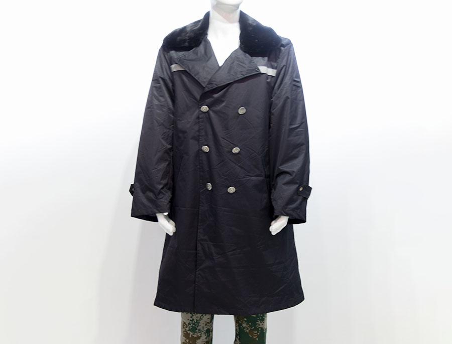 加长加厚保暖大衣