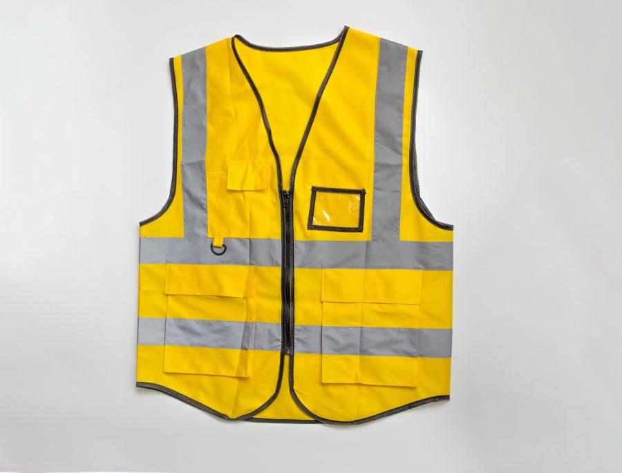 可贴名牌交通路政安全反光衣